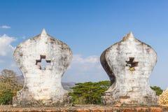 Paredes do templo Imagens de Stock Royalty Free