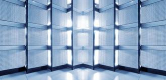 Paredes interiores de edificios modernos Imagenes de archivo