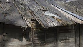 paredes y tejado foto de archivo libre de regalías