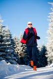 Pareggiare di inverno Fotografia Stock