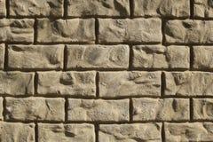 Parement de mur Image libre de droits