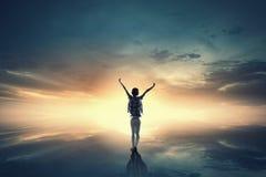 Parement du nouveau jour Image libre de droits