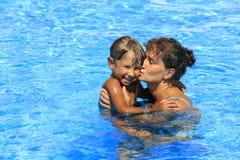 parent d'amour Images stock