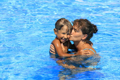 Parent love Stock Images