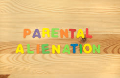 Parental Alienation Royalty Free Stock Image