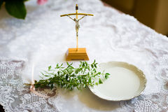 Parental blessing for marriage details Royalty Free Stock Photography