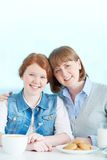 Parental devotion Stock Photography