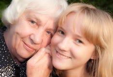 Parentes Fotos de Stock Royalty Free