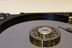 Parenthèse d'unité de disque dur Image stock