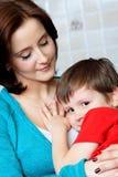 Parenting Royalty-vrije Stock Afbeelding