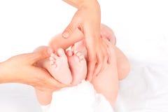 Parenting. Amor, afeição, cuidado. Fotografia de Stock Royalty Free