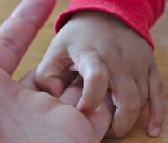 Parenting en liefde stock afbeeldingen