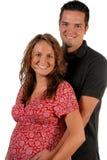 Parents à être couples dans l'amour Photographie stock