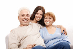 Parents Royalty Free Stock Photo