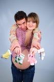 Parents. Stock Photos
