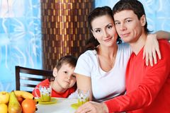 Parents Royalty Free Stock Photography