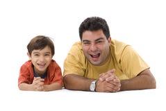 Parents Stock Image