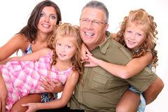 Parent´s love Stock Photography