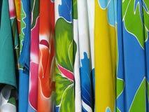 Pareos coloridos Imagenes de archivo