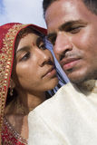 Pares casados del este imágenes de archivo libres de regalías