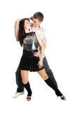 Pares da dança Imagens de Stock