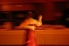 Pares da dança Foto de Stock