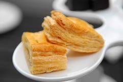 Pares de empanada Imagen de archivo