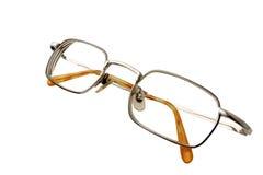 Pares de eyeglasses fotografia de stock royalty free
