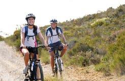 Pares de la bici Imagenes de archivo