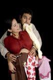 Pares de maternidade Fotos de Stock Royalty Free