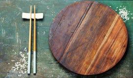 pares de palillos Imagen de archivo libre de regalías