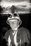 Pares de Whitby Goth Weekend Techno Fotografia de Stock