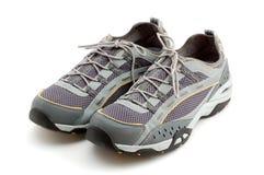 Pares de zapatillas de deporte Foto de archivo