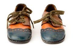 Pares de zapatos Fotos de archivo