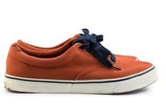 Pares de zapatos Imagen de archivo libre de regalías