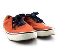 Pares de zapatos Imagenes de archivo