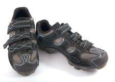 Pares de zapatos del deporte en blanco fotografía de archivo libre de regalías