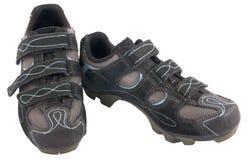 Pares de zapatos del deporte en blanco imagen de archivo