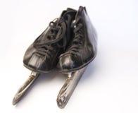 Pares de zapatos del patinaje de velocidad Fotografía de archivo libre de regalías