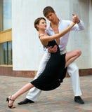 Pares del baile Imagen de archivo