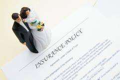 Pares del seguro Imagenes de archivo