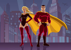 Pares 2 del super héroe
