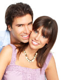 Pares do amor Imagem de Stock Royalty Free