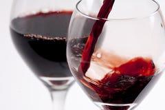 Pares do vinho Imagem de Stock Royalty Free