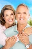 Pares idosos felizes fotos de stock royalty free
