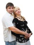 Pares Loving Fotografia de Stock Royalty Free