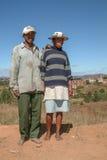 Pares malgaches Imagen de archivo