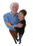 Pares mayores felices Fotografía de archivo libre de regalías