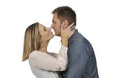 Pares no amor Fotos de Stock Royalty Free