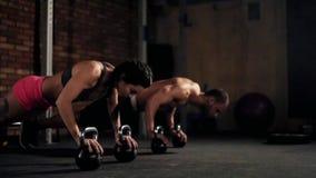 Pares no gym